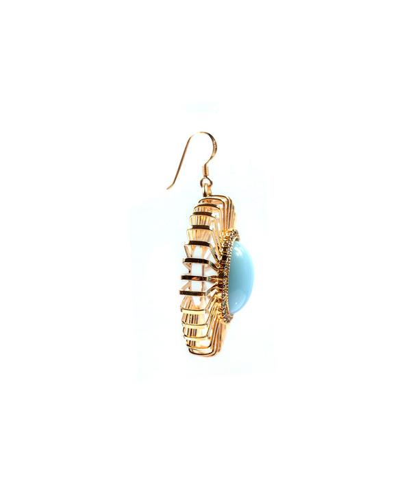 Anton Heunis Candy Store Earrings