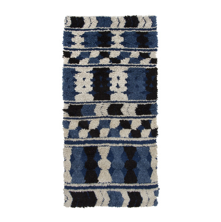 Archive New York Sacapulas Wool Shag Rug