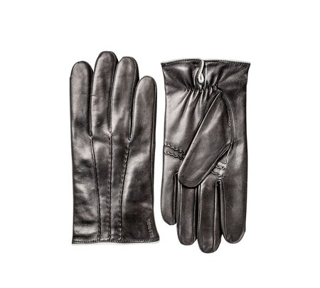 Hestra William Leather Glove - Black