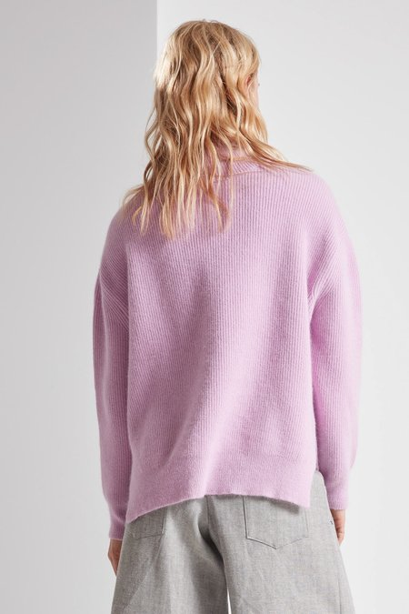 Nanushka Motta Angora Turtleneck Sweater