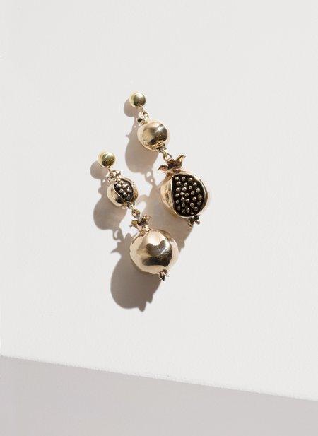 Pamela Love Long Persephone Earring