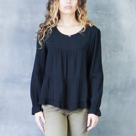Xirena GIGI Top in Black
