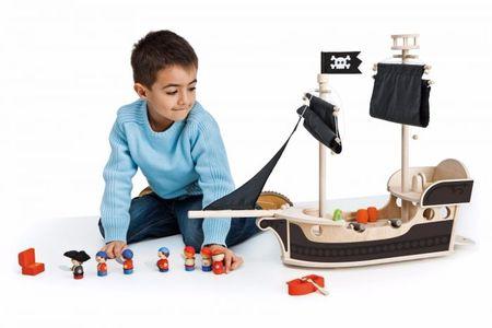 Kid's Sevi Pirate Ship