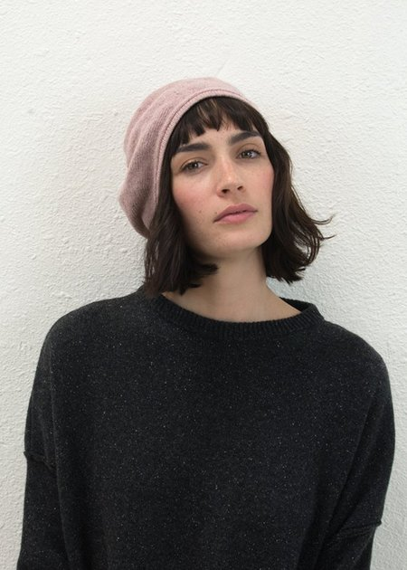 Micaela Greg Beret - Speckle Rose