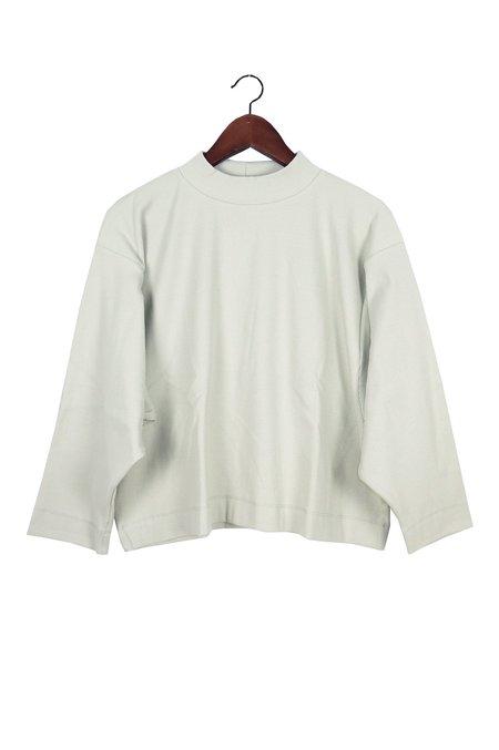 Ilana Kohn Phoebe Shirt - Bone Rib Jersey