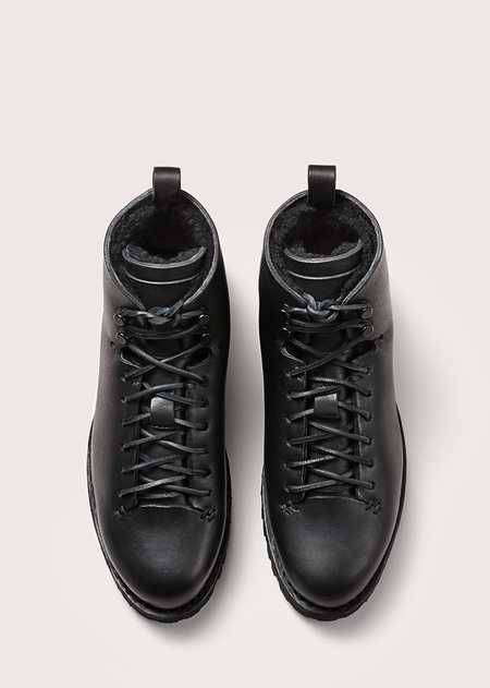 FEIT Wool Hiker Black