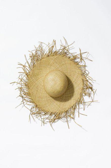 Samuji FRILLA HAT in Gold