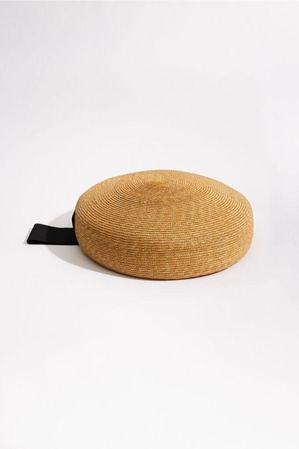 Samuji PIATTO HAT in Dark Gold