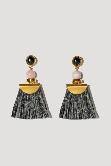 Lizzie Fortunato Hula II Earrings