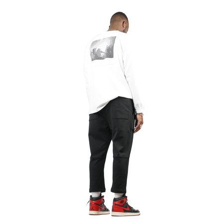 Stampd Warehouse Long Sleeve Tee - White