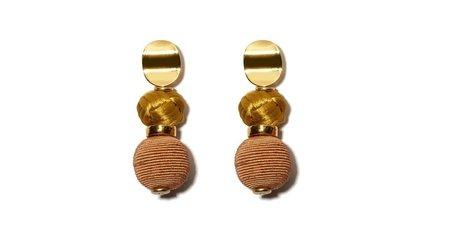 Lizzie Fortunato Lizzie Fortunado Comporta Cool Earrings