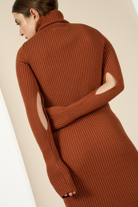 MM6 Knit Dress