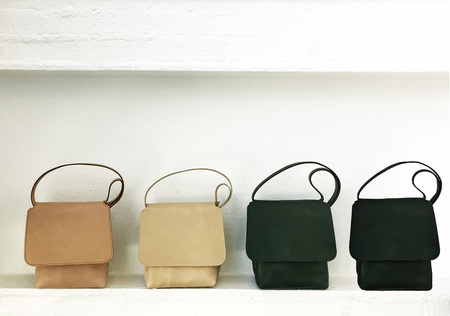 Bartleby Objects Corbin Crossbody Bag