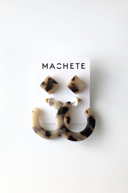 Machete Ash Blonde Tortoise Gift Set