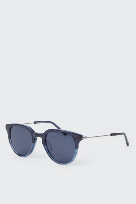 Kaibosh Biblio Sunglasses - blue gradient
