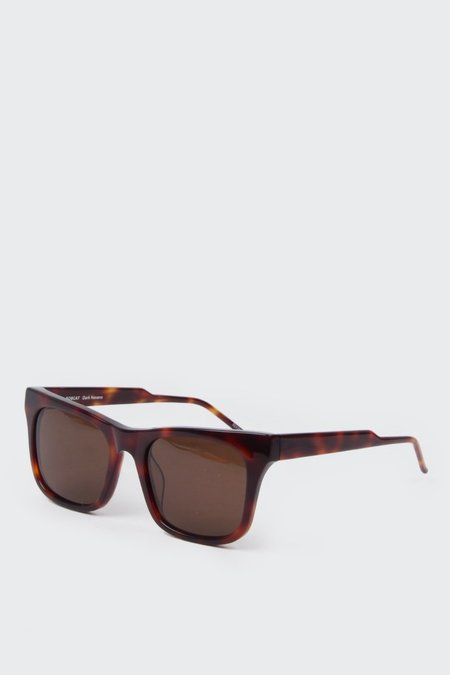 Kaibosh Bob Cat Sunglasses - dark havana