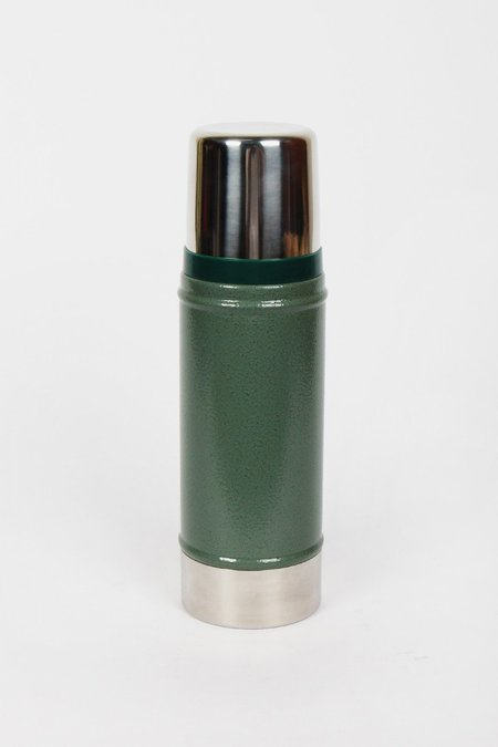 Stanley Classic Flask 470ml - Green