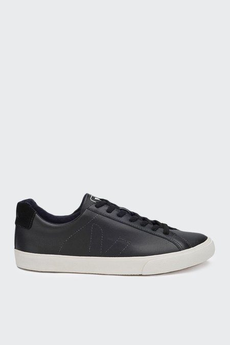 Unisex VEJA Esplar Low Leather - black/black