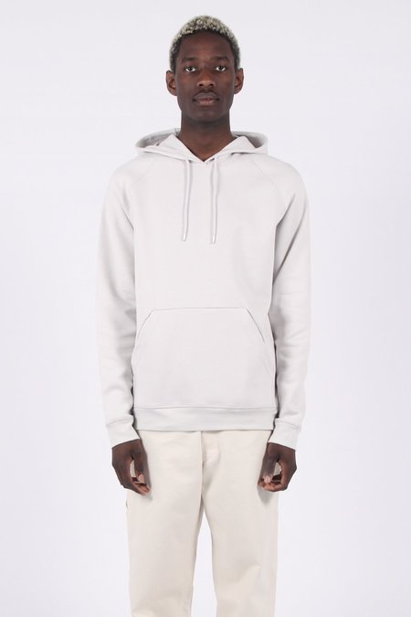 Norse Projects Ketel Dry Mercerized Hoodie - light sand