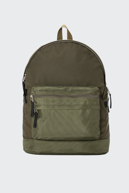 TAIKAN EVERYTHING Lancer Backpack - olive