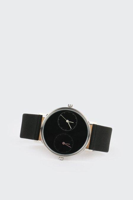 Kitmen Keung Long Distance 1.0 Black Watch - Stainless steel