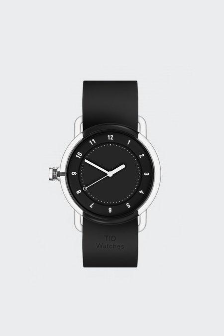 TID Watches No. 3 TR90 Watch Set - black