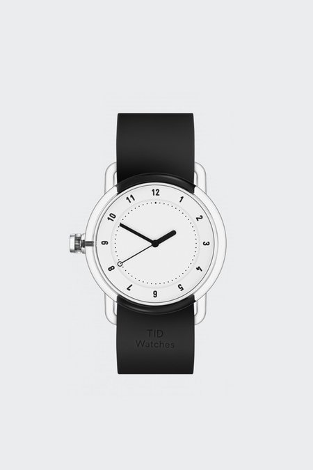 TID Watches No.3 TR90 Watch Set - White