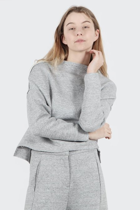 Native Youth Nova Sweater - Grey