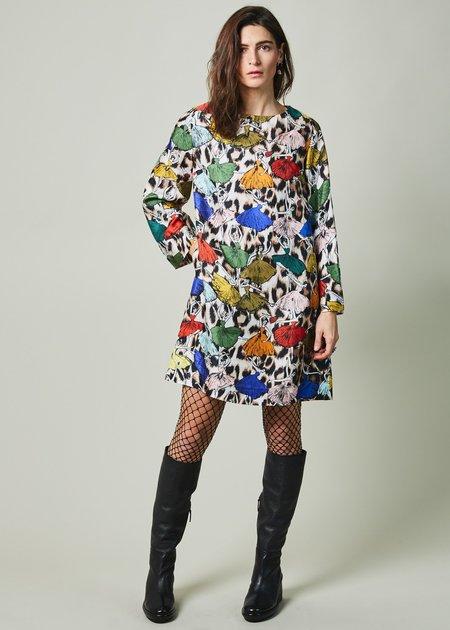La Prestic Ouiston Madrid Silk Dress