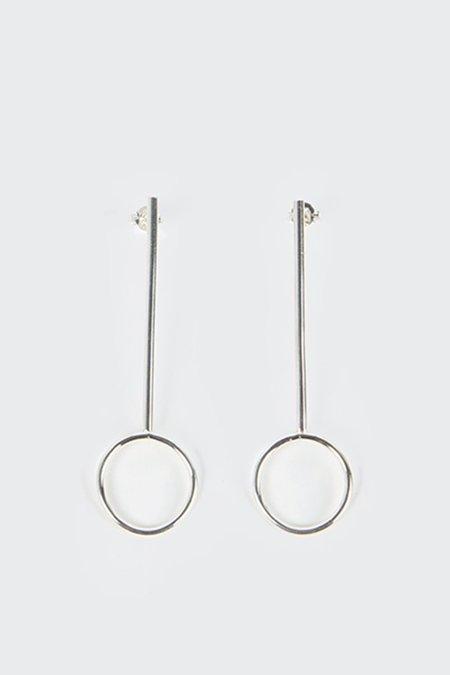 27mollys Queen Troup Earrings - Silver
