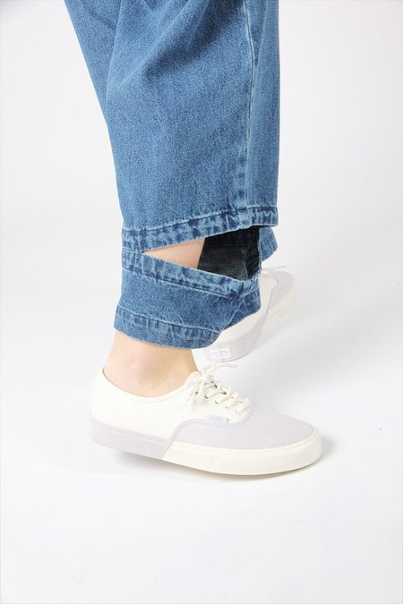 VANS Authentic DX Blocked - classic white/wind chime