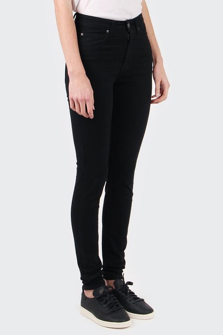 Dr Denim Zoe Jeans - black