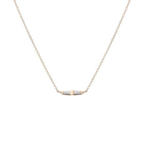 Shahla Karimi Chrysler Necklace