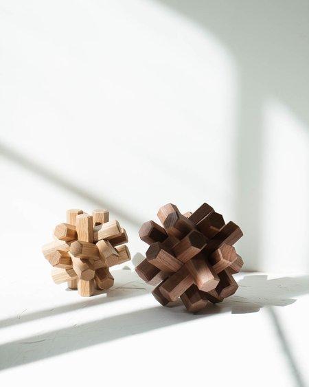 Saikai Wooden Puzzle
