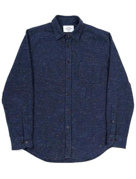 Portuguese Flannel Blue Rude Shirt