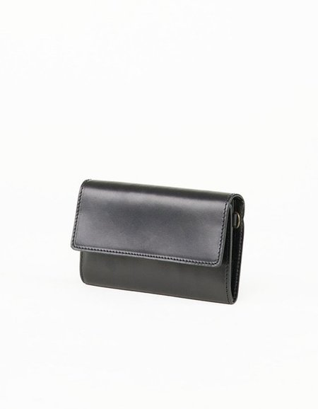 VereVerto Ado Wallet & Hip Pack Black