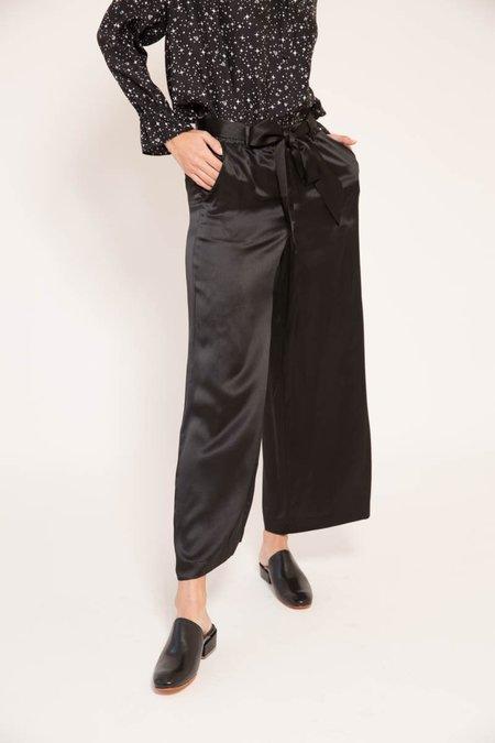 FRAME Denim FRAME Silk Cropped Easy Pant