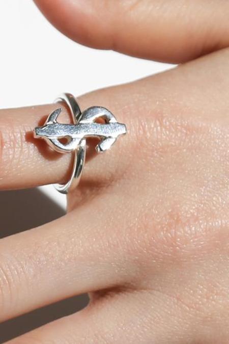 Tuza Ring $$$ - Silver