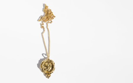 Pamela Card Medina Necklace - 24K Gold