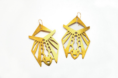 Nikki Jacoby Areto Earrings