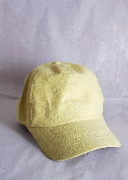 Colorant Raw Silk Cap