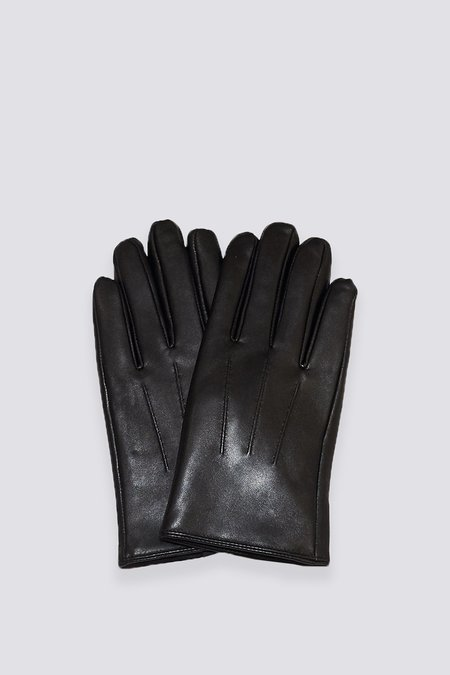 Assembly New York Leather Gloves