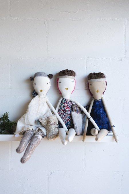 Kids Jess Brown Rag Dolls