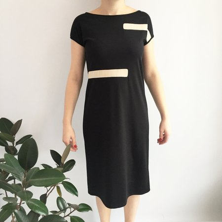 Josiane Perron Dress - Black