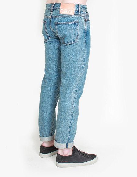 Han Kjøbenhavn Tapered Jeans - Heavy Stone