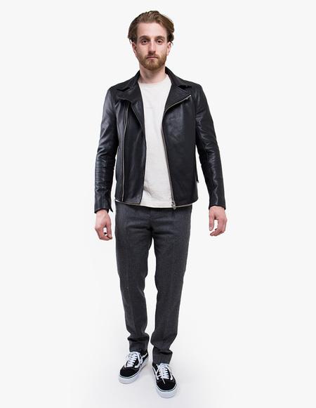 Won Hundred Gilbert Leather Jacket