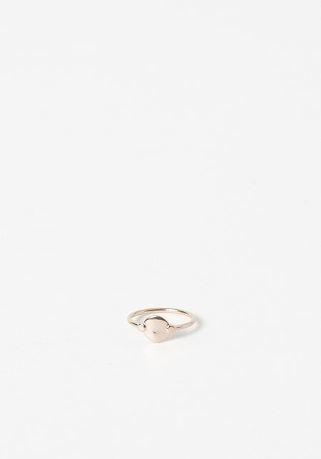 Maria Black Elise Ring - Rose Gold