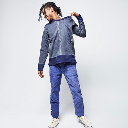 Post-Imperial Lagos Sweatshirt - Charcoal