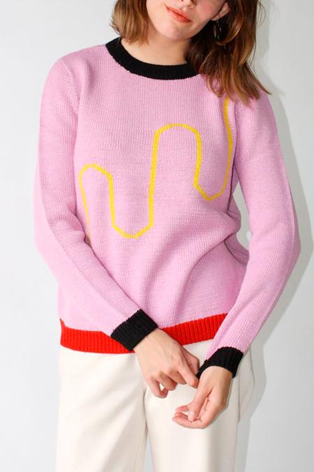 Dusen Dusen Line Sweater