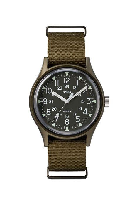 Timex MK1 Aluminum Camper Watch - Olive